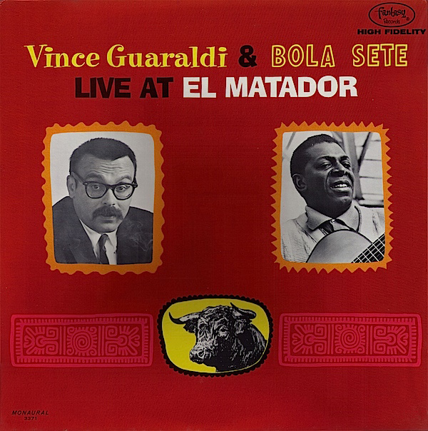 Vince Guaraldi on LP and CD