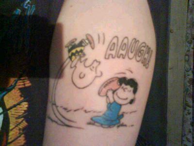 Roberto's tattoo